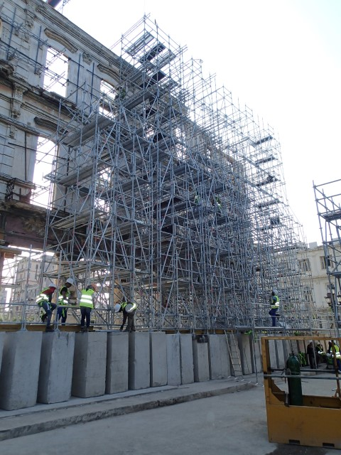 scaff folding pdf in building
